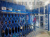 Раздвижные решетки для разделения помещения