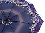 Зонт женский полуавтомат AIRTON (АЭРТОН) Z3615-29, Черный, фото 3
