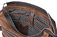 Кожаная мужская сумка Tom Stone для докментов, фото 7
