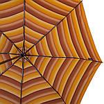 Зонт женский компактный автомат DOPPLER (ДОППЛЕР) DOP7441465ST-3, Коричневый, фото 3