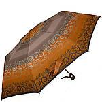 Зонт женский полуавтомат DOPPLER (ДОППЛЕР) DOP73016519-8, Серый, фото 2