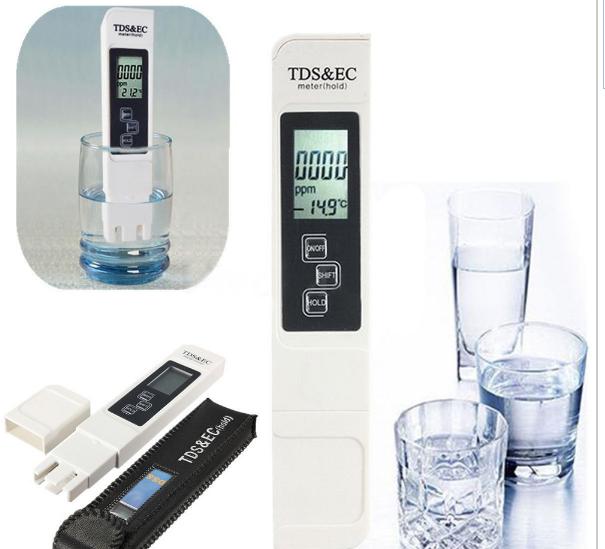 Тестер качества водыTDS/EC/Temp,метр EZ-1 предназначен для измерения (