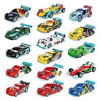 Disney Cars Тачки 2 Огромный ледяной набор машинок 16 шт Ultimate Ice Racing Die Cast Gift Set