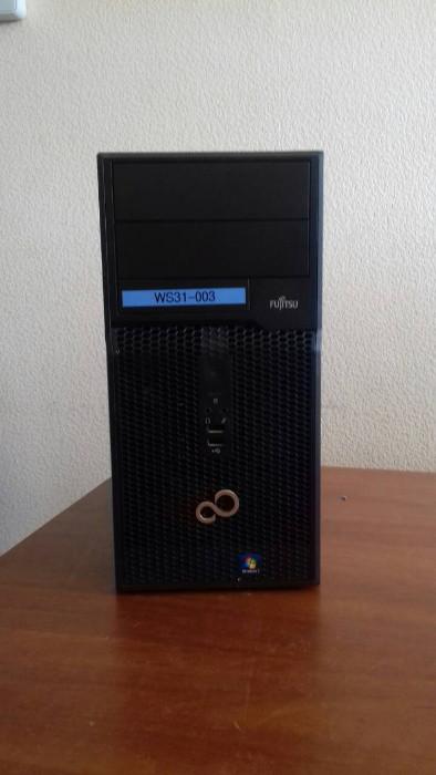 Системный блок компьютер Fujitsu проц i5-3470 дис 250 RAM 4 ГБ USB 3.0