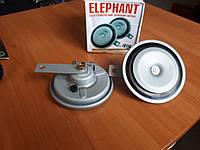 """Сигнал """"дисковый"""" СА-10110/Еlephant/12 В/Ø110mm, фото 1"""