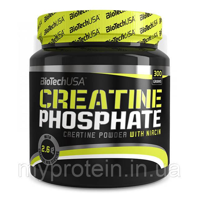 BioTech Креатин Creatine Phosphate (300 g)
