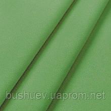 Креп бистрейч однотонный Ярко-зеленый