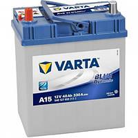 Копия Автомобильные аккумуляторы VARTA 6CT-40Aз 330А L