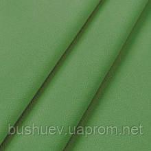 Креп бистрейч однотонный Зеленый