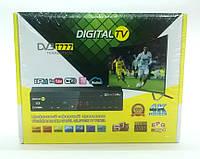 Тюнер ресивер Т2 DVB Digital TV T777, фото 1