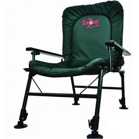 Раскладное кресло Carp Zoom MAXX Comfort Armchair 53x51x37/90см, фото 2