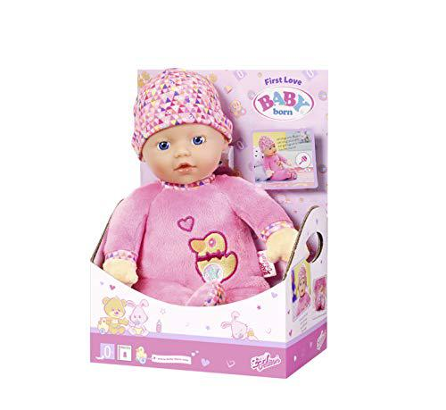 Кукла пупс Беби Борн Baby Born Любимая кроха 30 см First Love Zapf Creation 825310