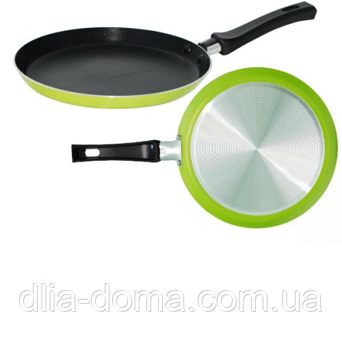 Сковородка для блинов с антипригарным покрытием 24 см
