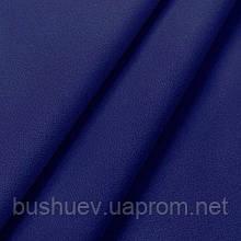 Креп бистрейч однотонный Темно-фиолетовый