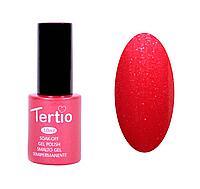Гель-лак Tertio №051 (розовый, микроблеск), 10 мл
