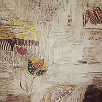 Гобелен джаккард мебельная ткань для обшивки мягкой мебели покрывала ширина 150 см сублимация Г-2021