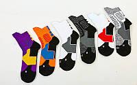Носки спортивные для баскетбола 7300: размер 40-45 (нейлон, хлопок)