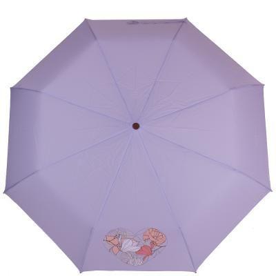 Зонт женский полуавтомат AIRTON (АЭРТОН) Z3631NS-4190, Голубой