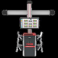 3D стенд развал-схождения DWA3500