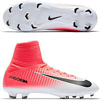 Бутсы Nike Mercurial Superfly V FG Junior 831943-601