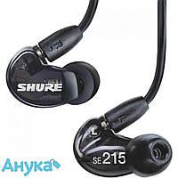 SHURE SE215-K черный
