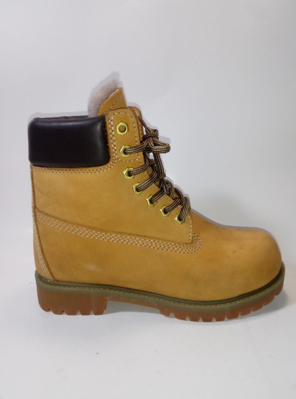 Женские зимние ботинки на шнурках ТМ Rifellini, фото 1