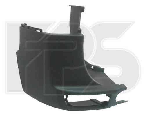 Угольник заднего бампера Mercedes Sprinter 06- левый (FPS), фото 2
