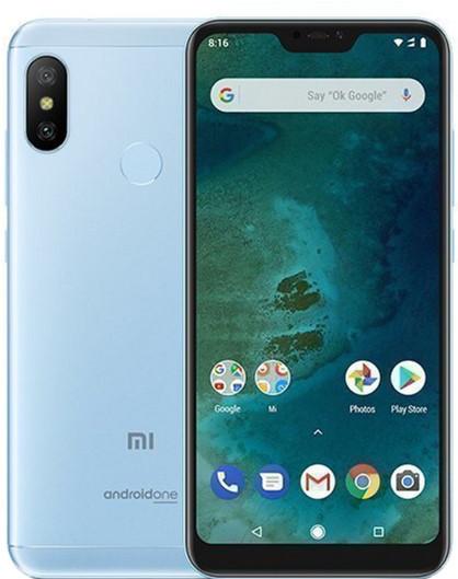 Смартфон Xiaomi Mi A2 Lite 4/32 (Blue) Global Version