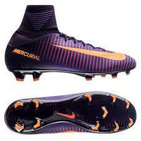 Бутсы Nike MERCURIAL SUPERFLY V FG JR 831943-585