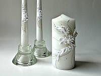 Набор свадебных свечей С-926
