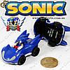 """Мини-машинка - """"Sonic in Car"""" - 3 x 5.5 см."""