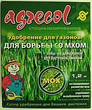 Agrecol 1,2 кг для газонів для боротьби з мохом