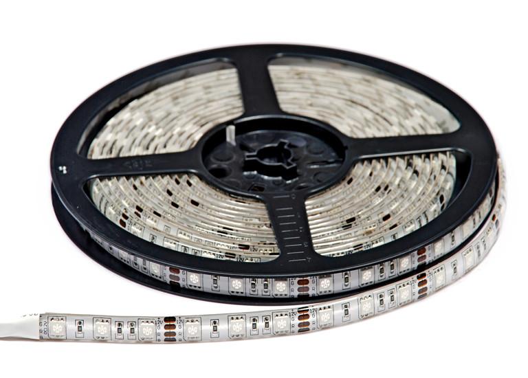 Светодиодная лента Foton SMD 5050 (60 LED/m) RGB IP54 Premium