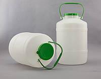 Бідон 5 л пластиковий Горизонт gr-02056   бидон