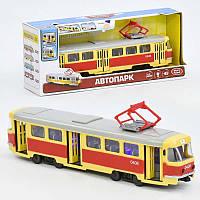 Трамвай 9708 А (24), в коробке