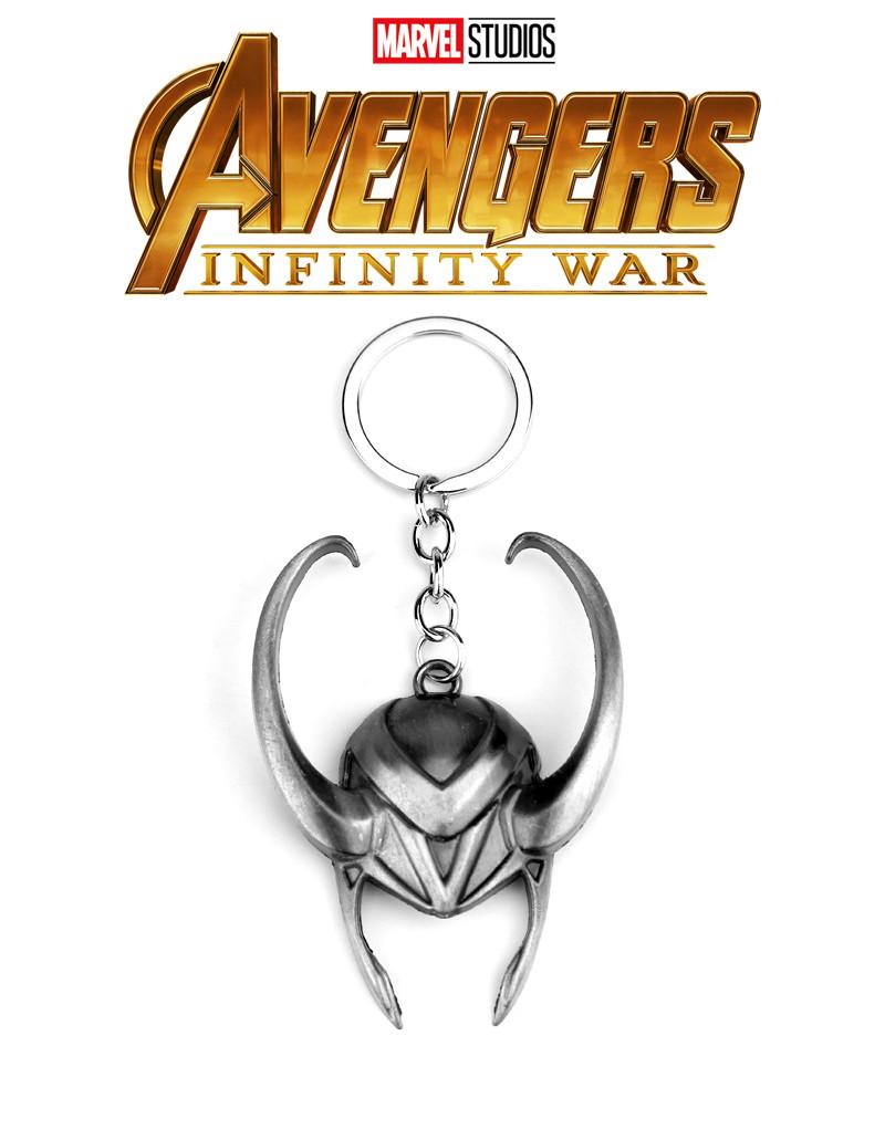Брелок Локи Марвел Мстители The Avengers