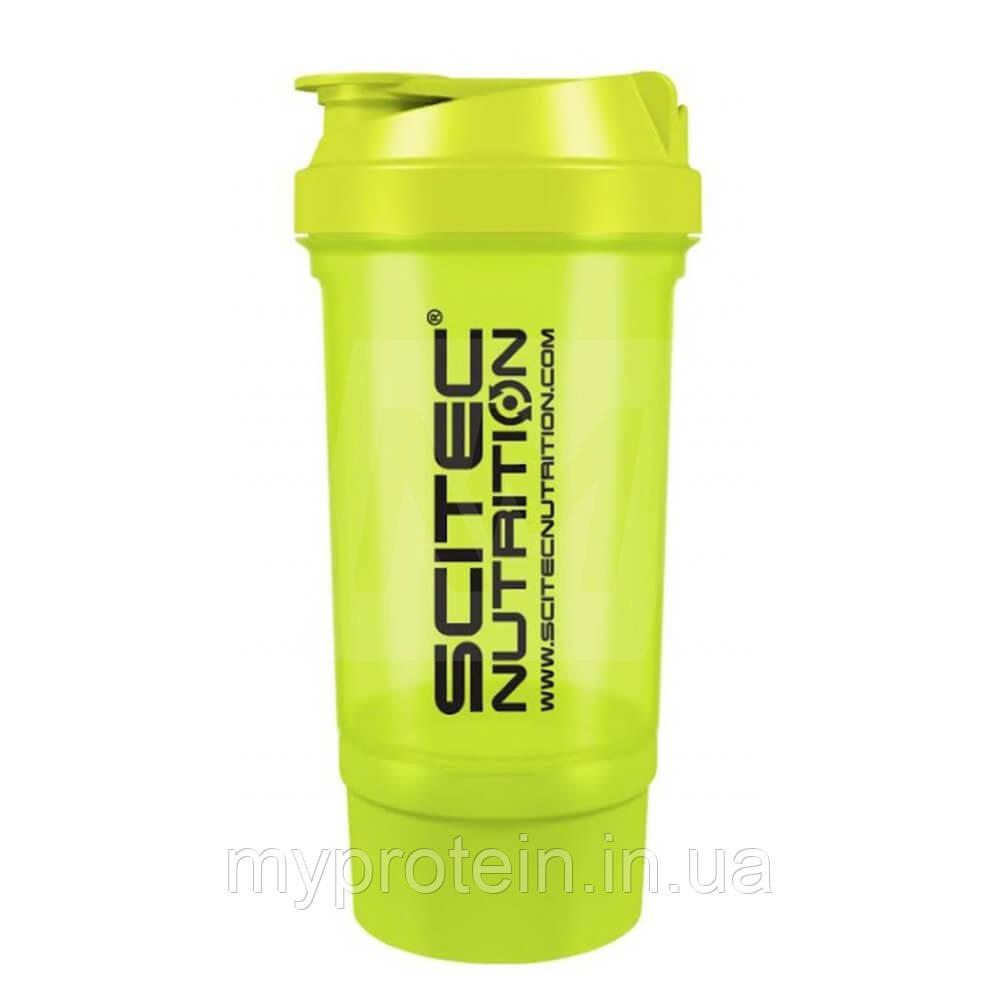 Scitec NutritionШейкер Scitec Shaker 500 Travel (500 ml )