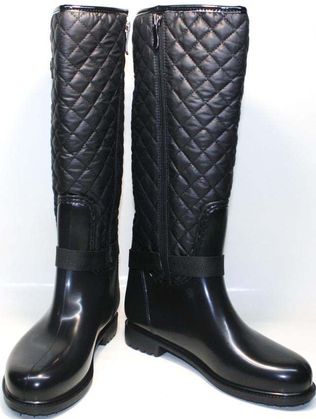 """Модельные резиновые сапоги женские окружат ноги уютом в """"любую погоду"""", не позволят ощутить дискомфорт."""