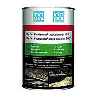 Битумная гидроизоляция фундамента SIPLAST FOUNDATION SPEED INSULATION BMI-ICOPAL, фото 1