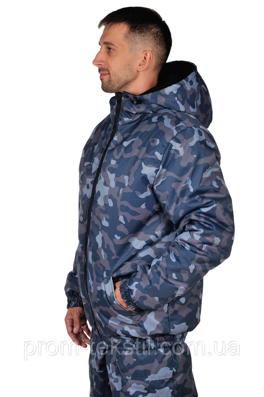 "Куртка охранника ""Зеус"" Ч"