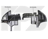 Защита двигателя пластиковая Mitsubishi Outlander (03-09) кроме XL, нижняя, левая (FPS) MR520991