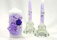 Набор свадебных свечей С-103