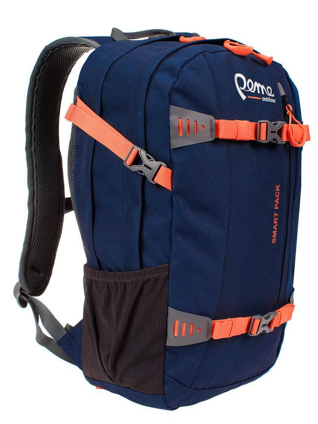 Рюкзак Peme Smart Pack 30 Navy, фото 2