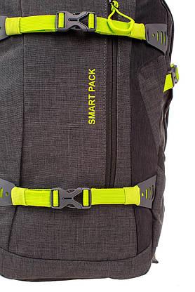 Рюкзак Peme Smart Pack 30 Grey, фото 3