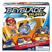 Beyblade набор волчков Легендарные Сражения Hasbro