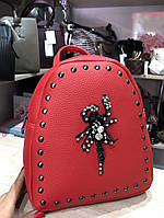 Рюкзак со стразами
