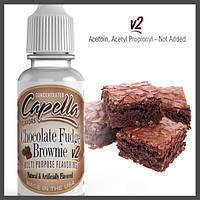 Ароматизатор Capella Chocolate Fudge Brownie v2
