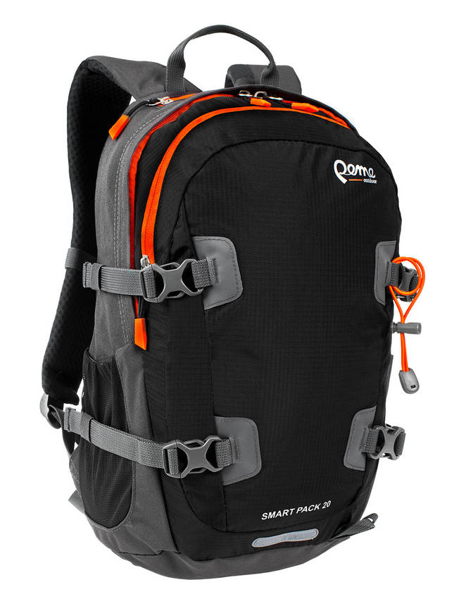 Рюкзак Peme Smart Pack 20 Black, фото 2