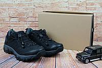 Кроссовки мужские Mаrrell осенние повседневные оригинальные топовые текстиль+резина (черные), ТОП-реплика, фото 1