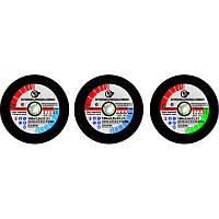 Отрезные и шлифовальные (зачистные) круги 180
